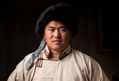 Portraits Mongols