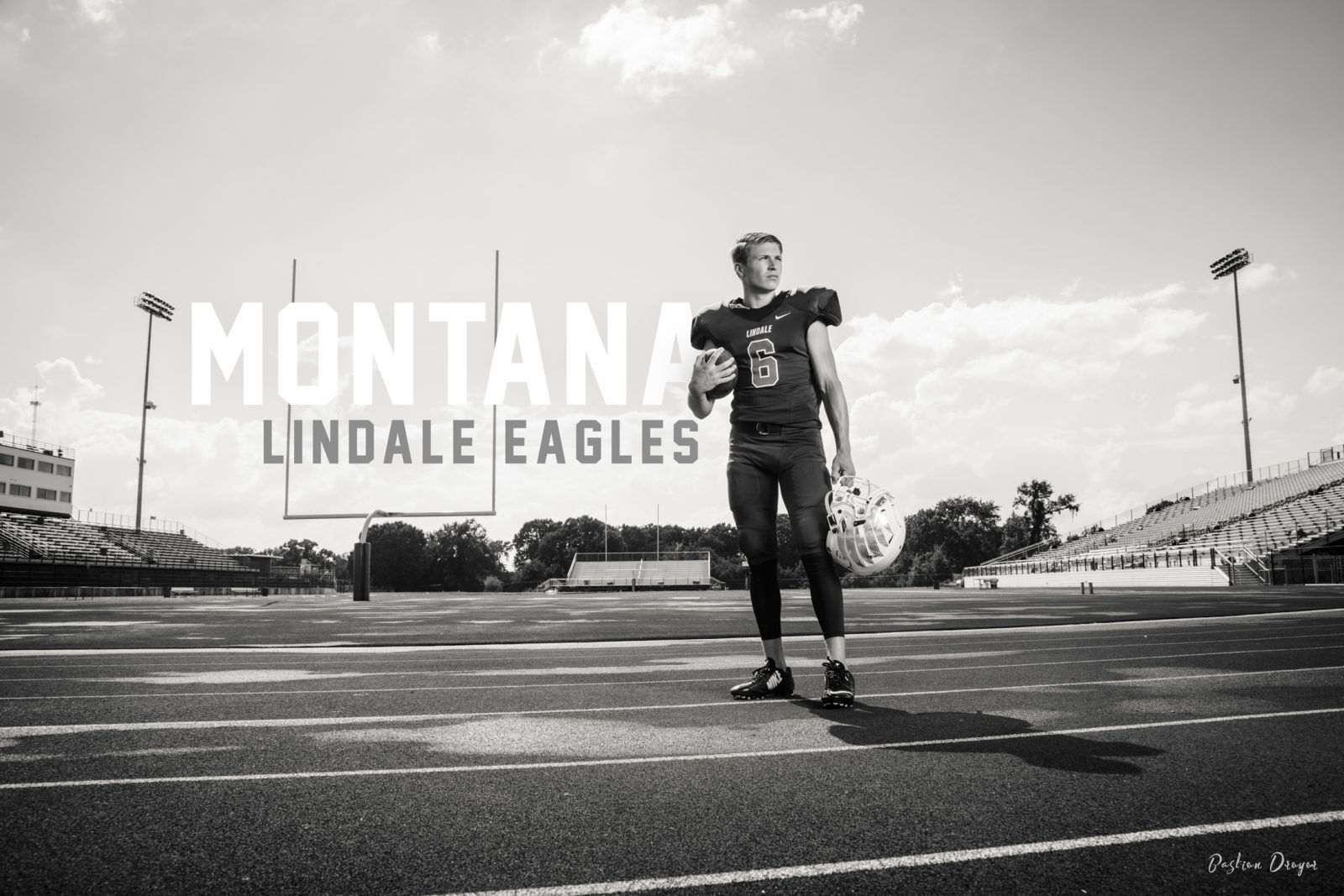 Montana Meador - Lindale Eagles 1