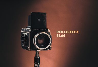 A tribute to Rolleiflex SL66