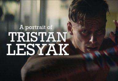 Tristan Lesyak : Portrait of a boxer